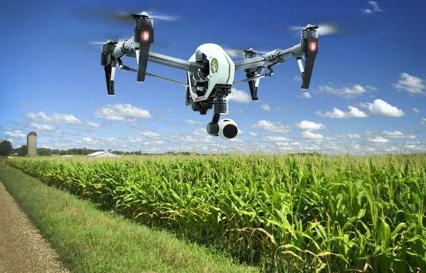 Dji квадрокоптеры для сельского хозяйства светофильтр nd32 мавик айр по себестоимости